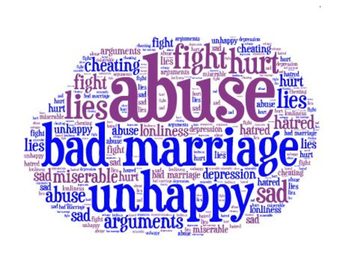 12-signs-of-an-unhappy-marriage