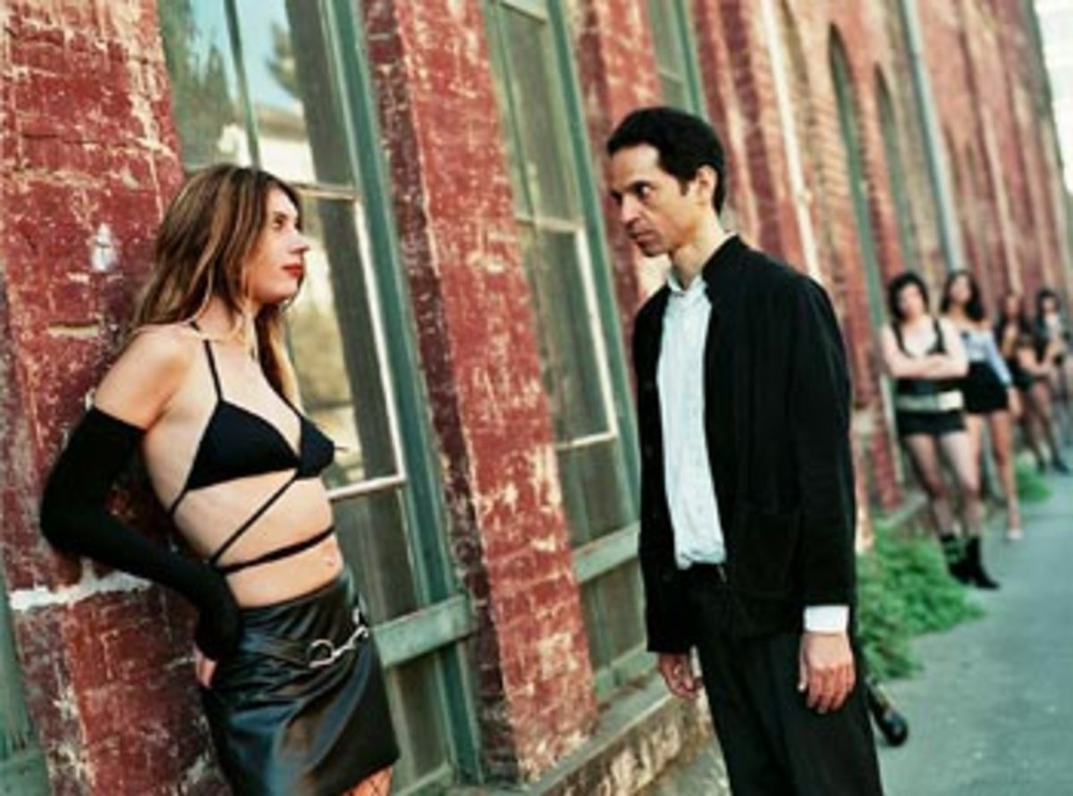 Prostitution is Endemic in Mexico -