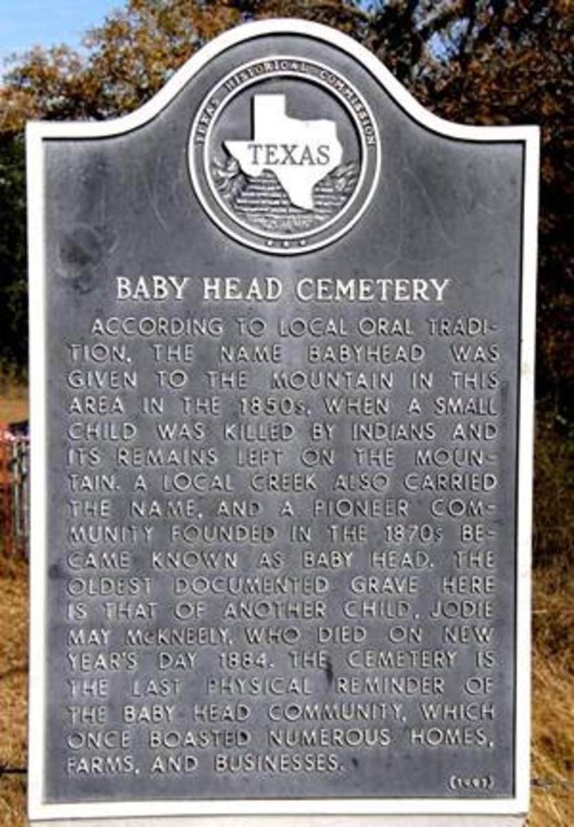 Baby Head, Texas