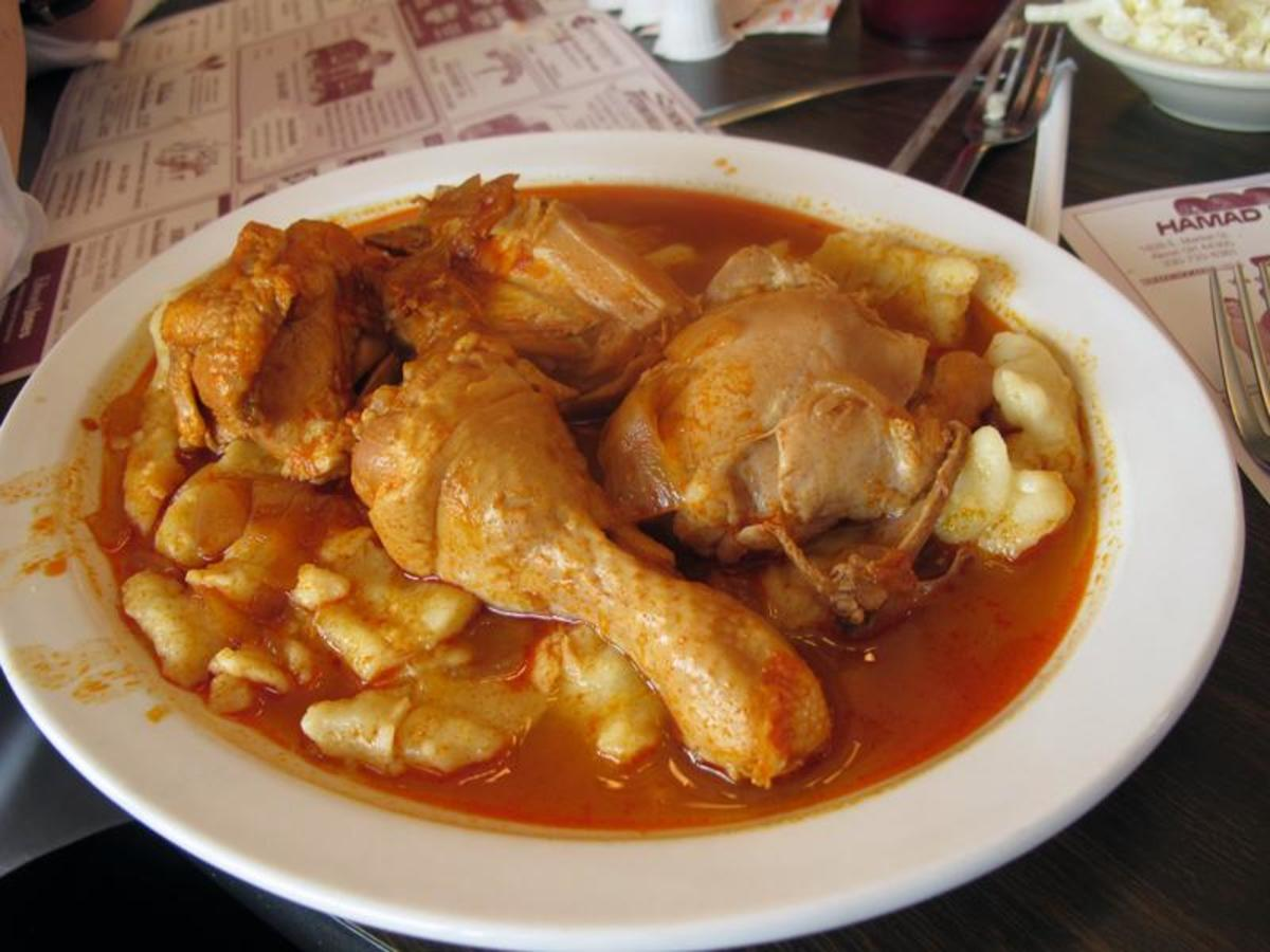 Chicken Paprikash: Polish Comfort Food