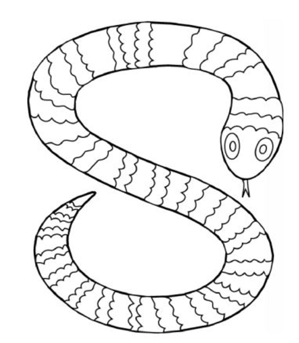 reptiles coloring pages - photo#8