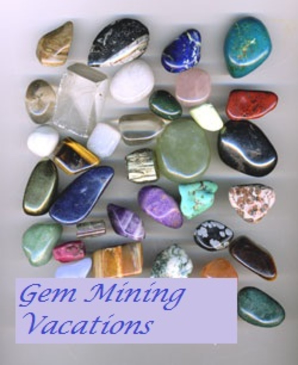 Gem Mining Vacations