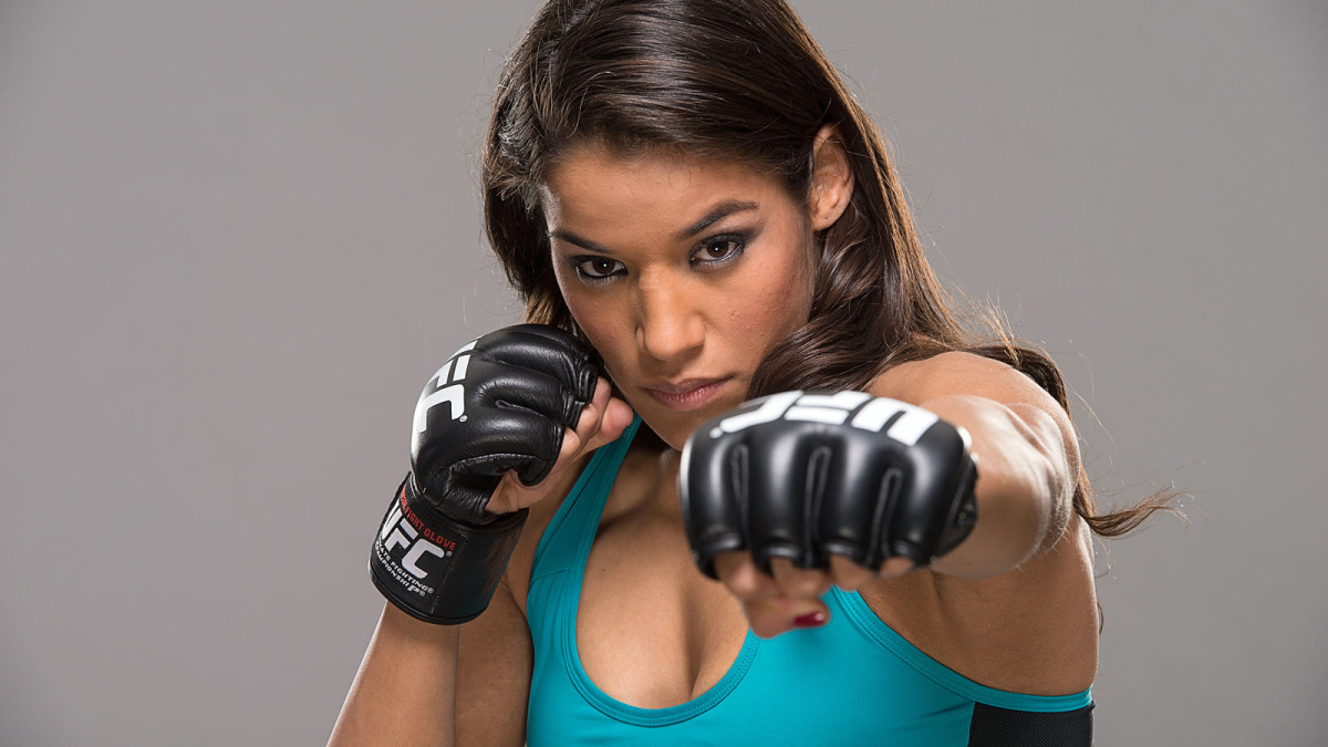 "Julianna Pena aka ""The Venezuelan Vixen"""