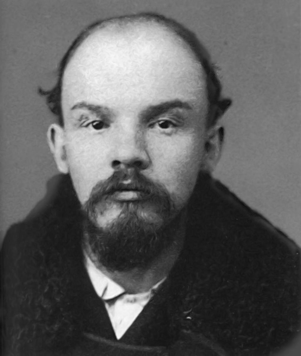 VLADIMIR LENIN 1895