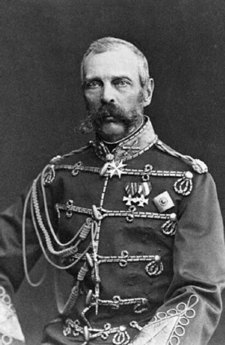 TSAR ALEXANDER II WAS ASSASSINATED IN 1881