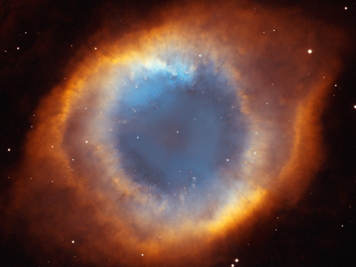 Gods eye Nebula