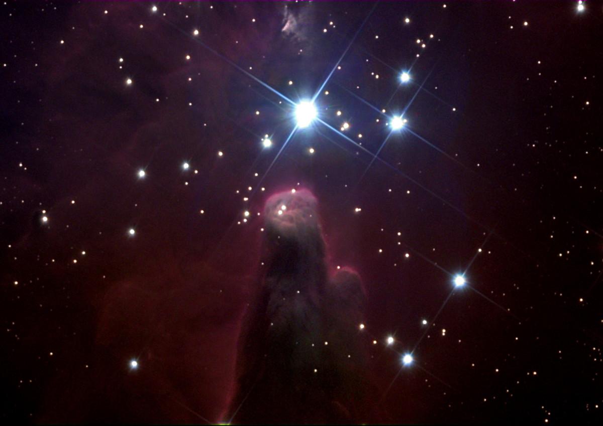 Cone nebula, NASA, Hubble telescope
