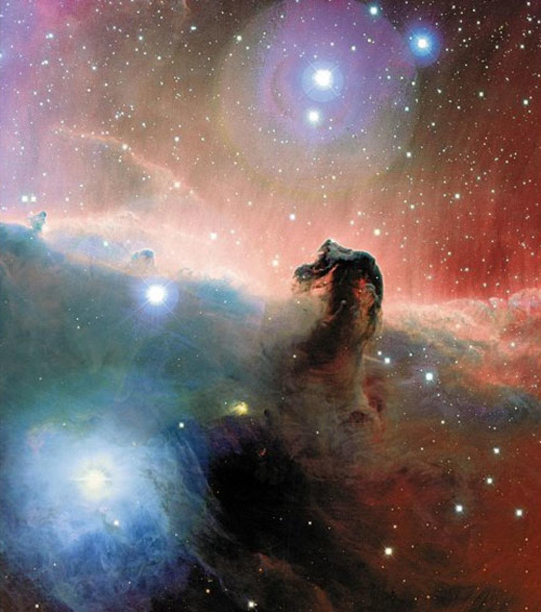 Horshead Nebula, NASA, Hubble telescope