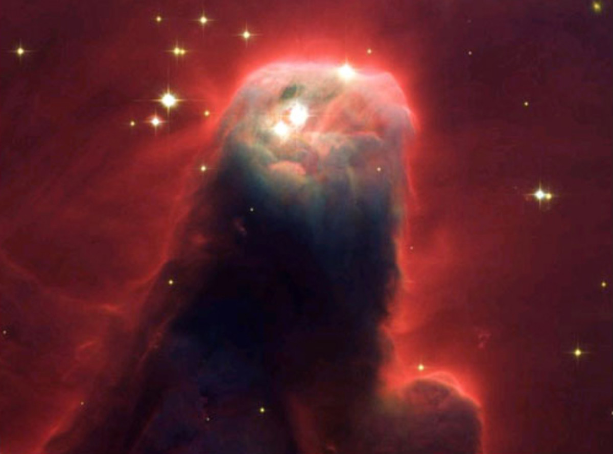 Cone Nebula, NASA; Hubble telescope