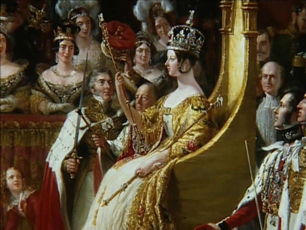 Victoria's Coronation