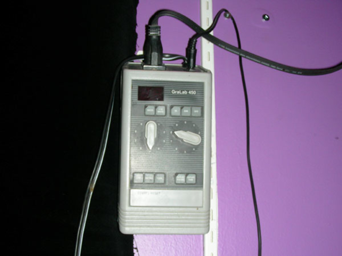 An enlarger timer is not essential but a very practical tool to have