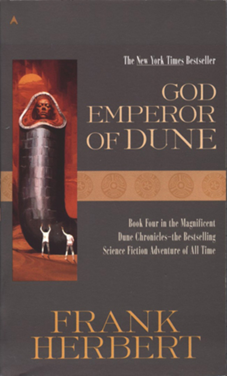 Review of God Emperor of Dune