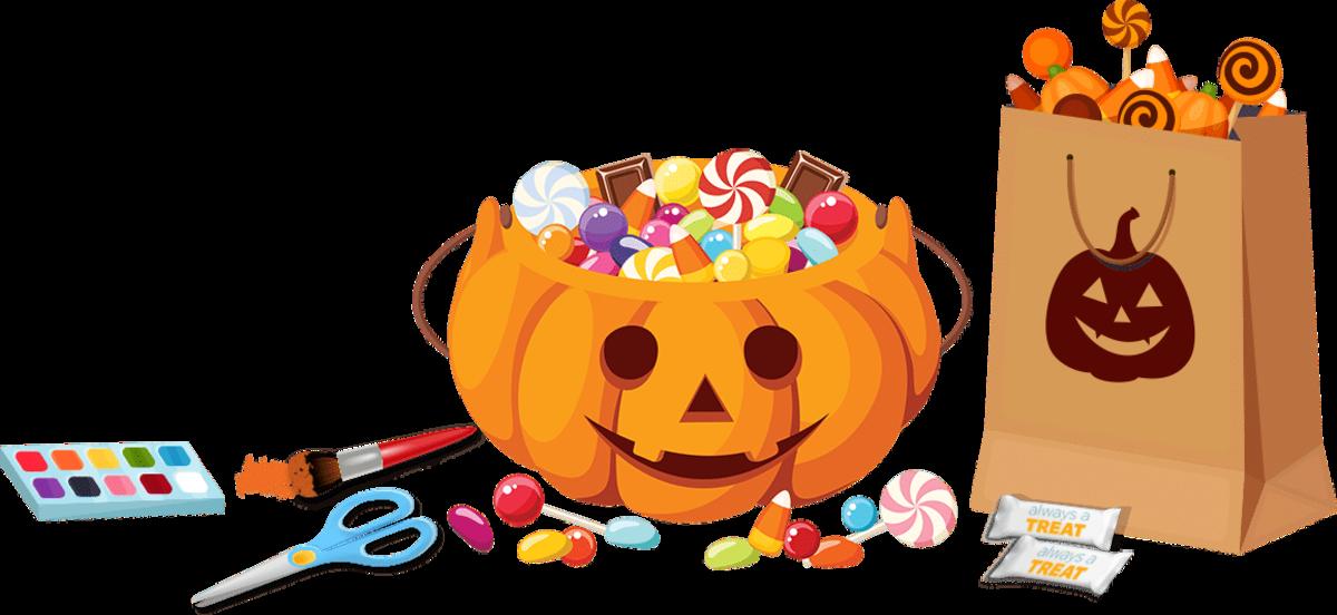 Halloween for 20 Bucks Can Still Be a Ton of Fun!