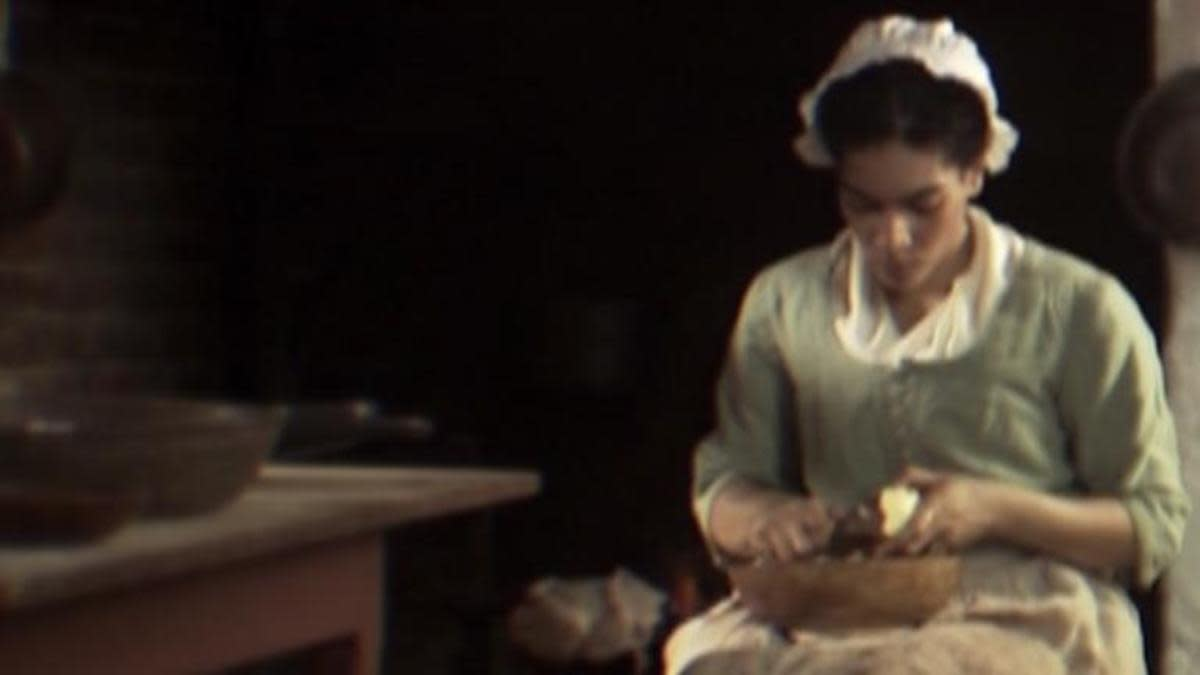 Sally Hemings: They Called Her