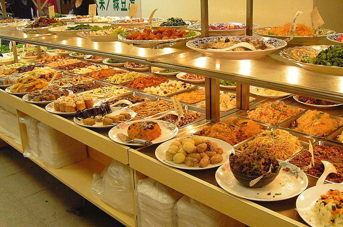 All You Can Eat Buffet Restaurants: Self Select