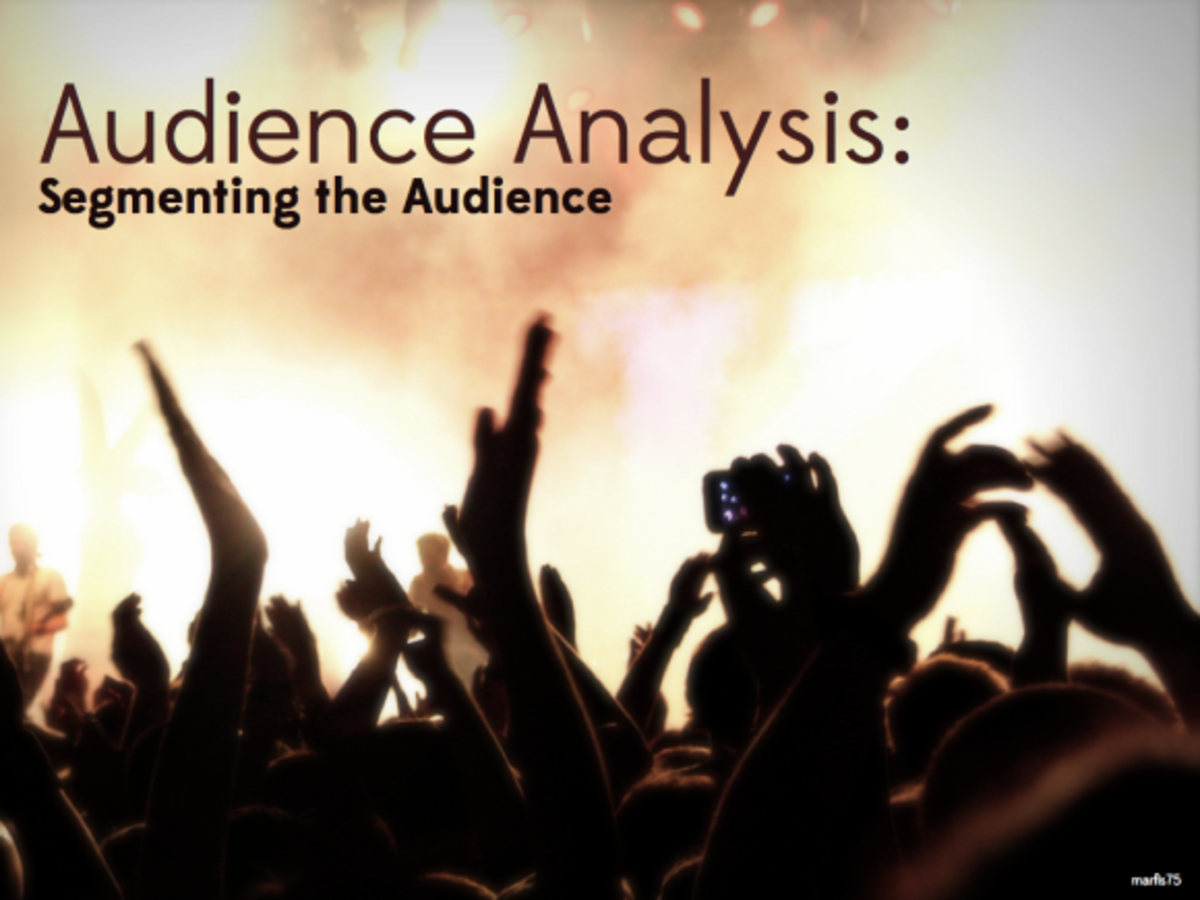 Defining an audience segment by traditional demographics is fine for traditional media like magazines, newspapers and TV. The audience segments are well understood, but critically the audiences are passive, they consume the media.