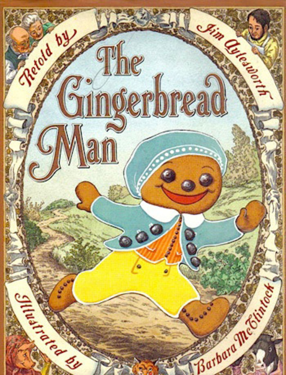 The Gingerbread Man by Jim Aylesworth.