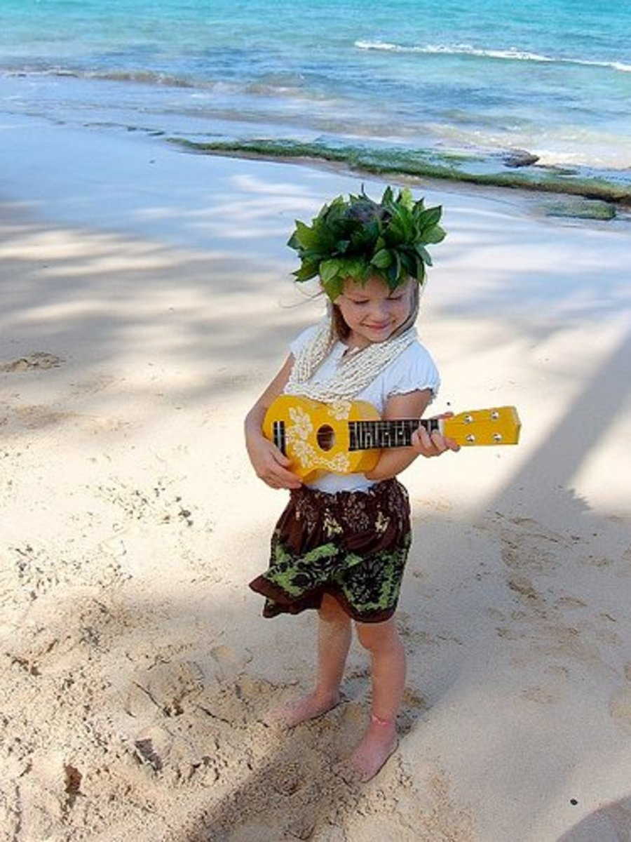 Popular Songs of Hawaii