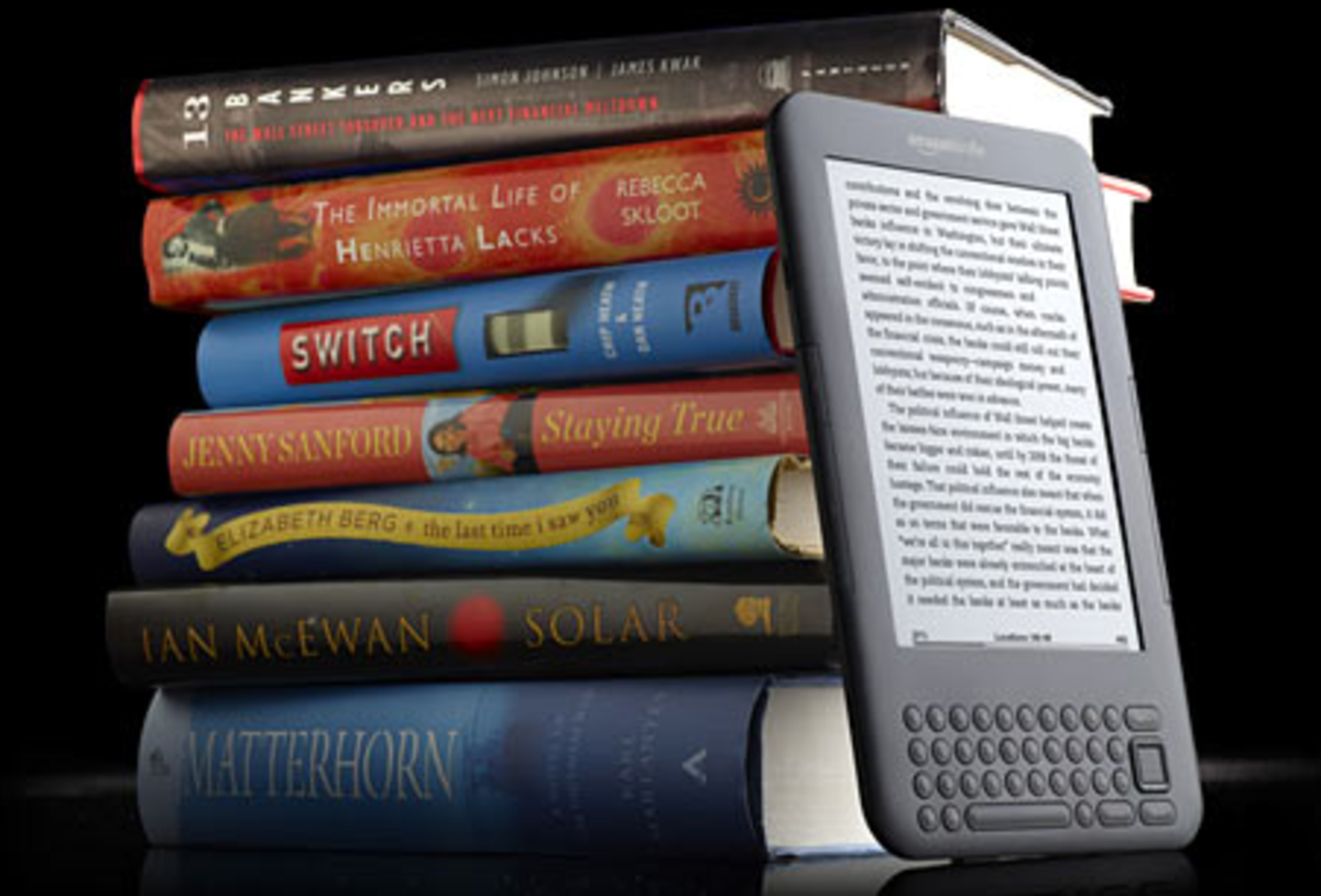 Print(books) vs. Digital Books(e_Books)