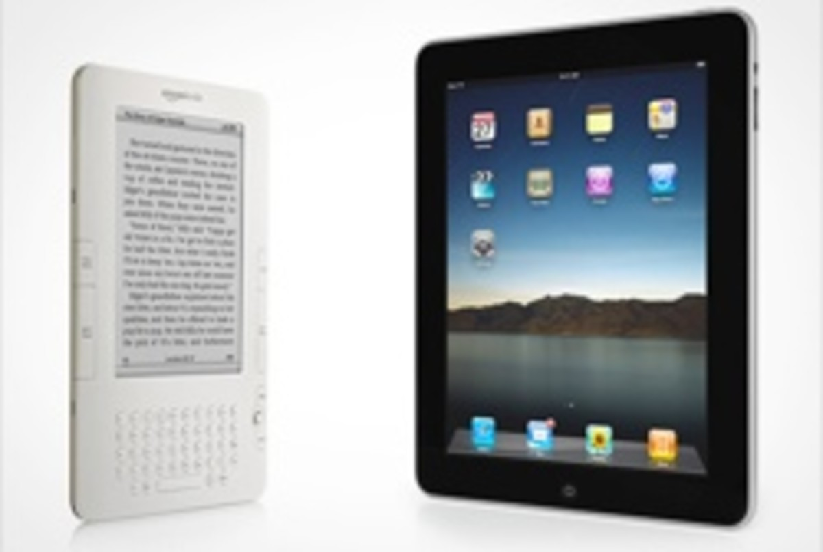 Apple and Amazon would have you believe that reading books in eBook form is considered the future, but would you still go along with that thought if you knew that reading an electronic book on the iPad or Kindle takes much longer than print form.