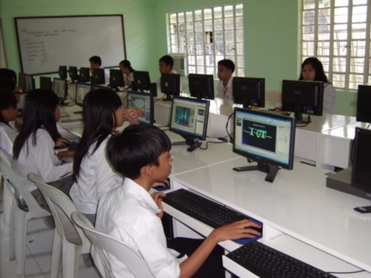 Computer Laboratories are the wave of future classrooms