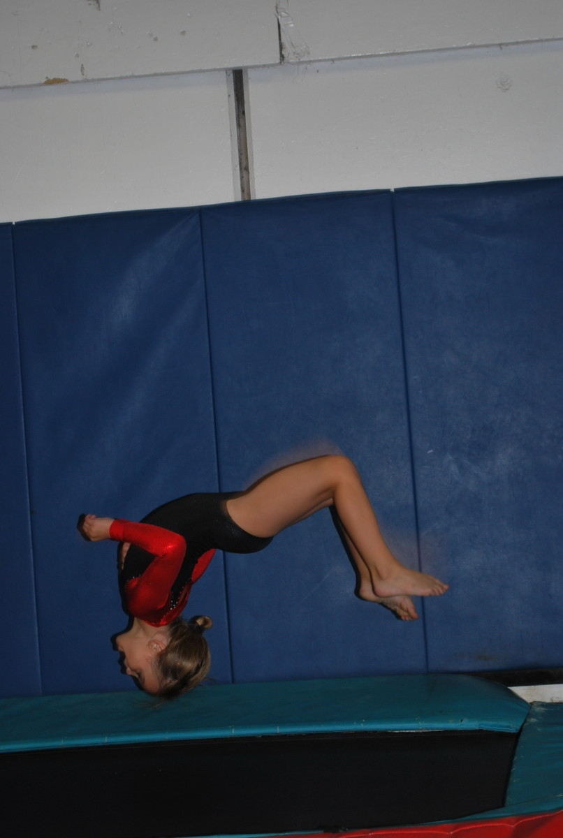 Kids flip for gymnastics!