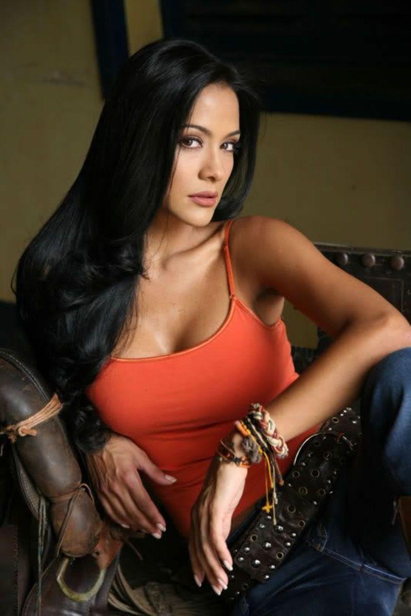 Norkys Batista - Beautiful Venezuelan Women