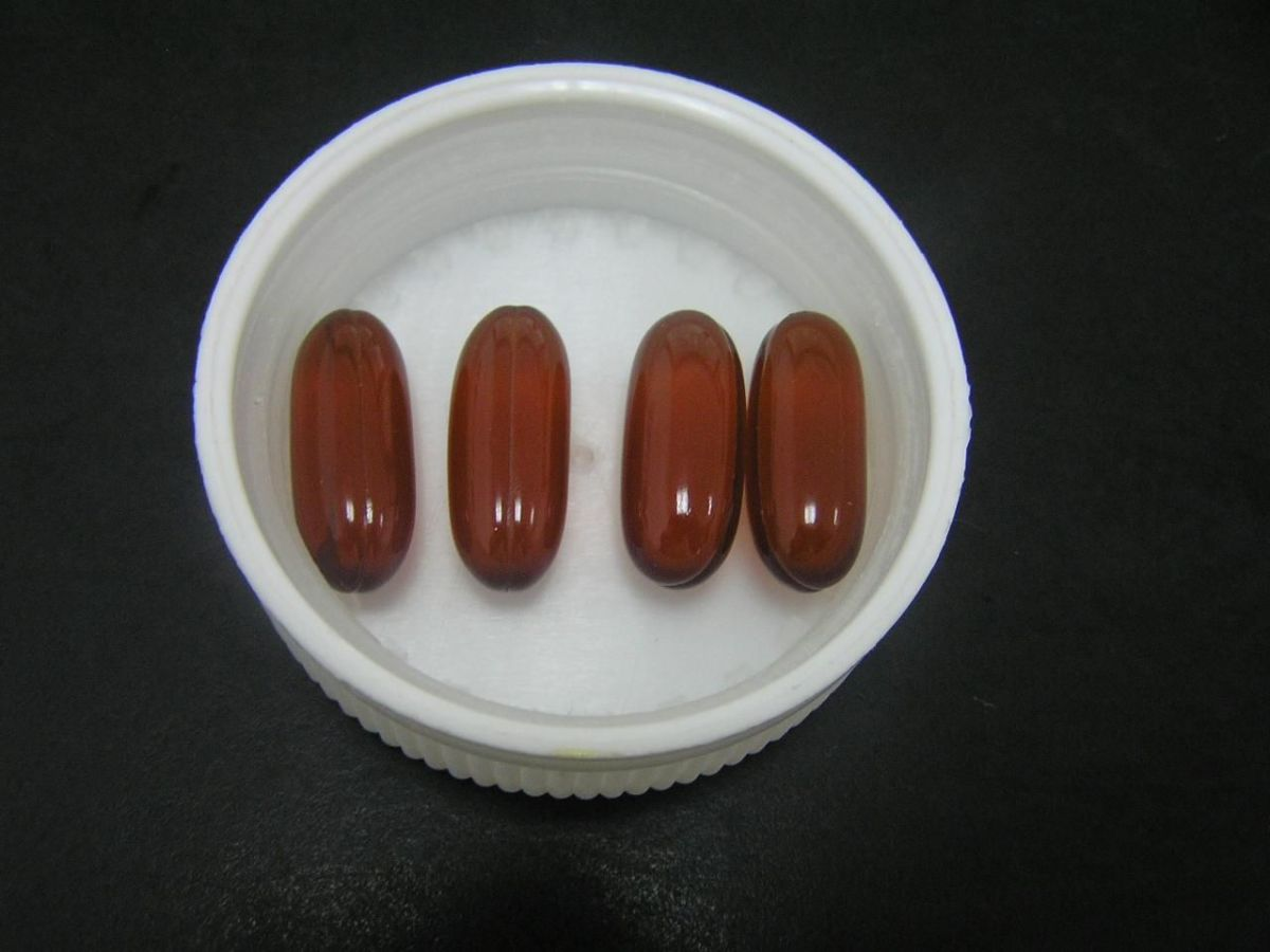 Lecithin: the little pill that changed my life