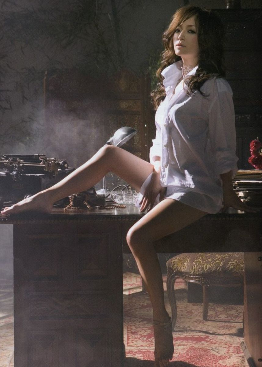 The Most Beautiful Japanese Actresses 2