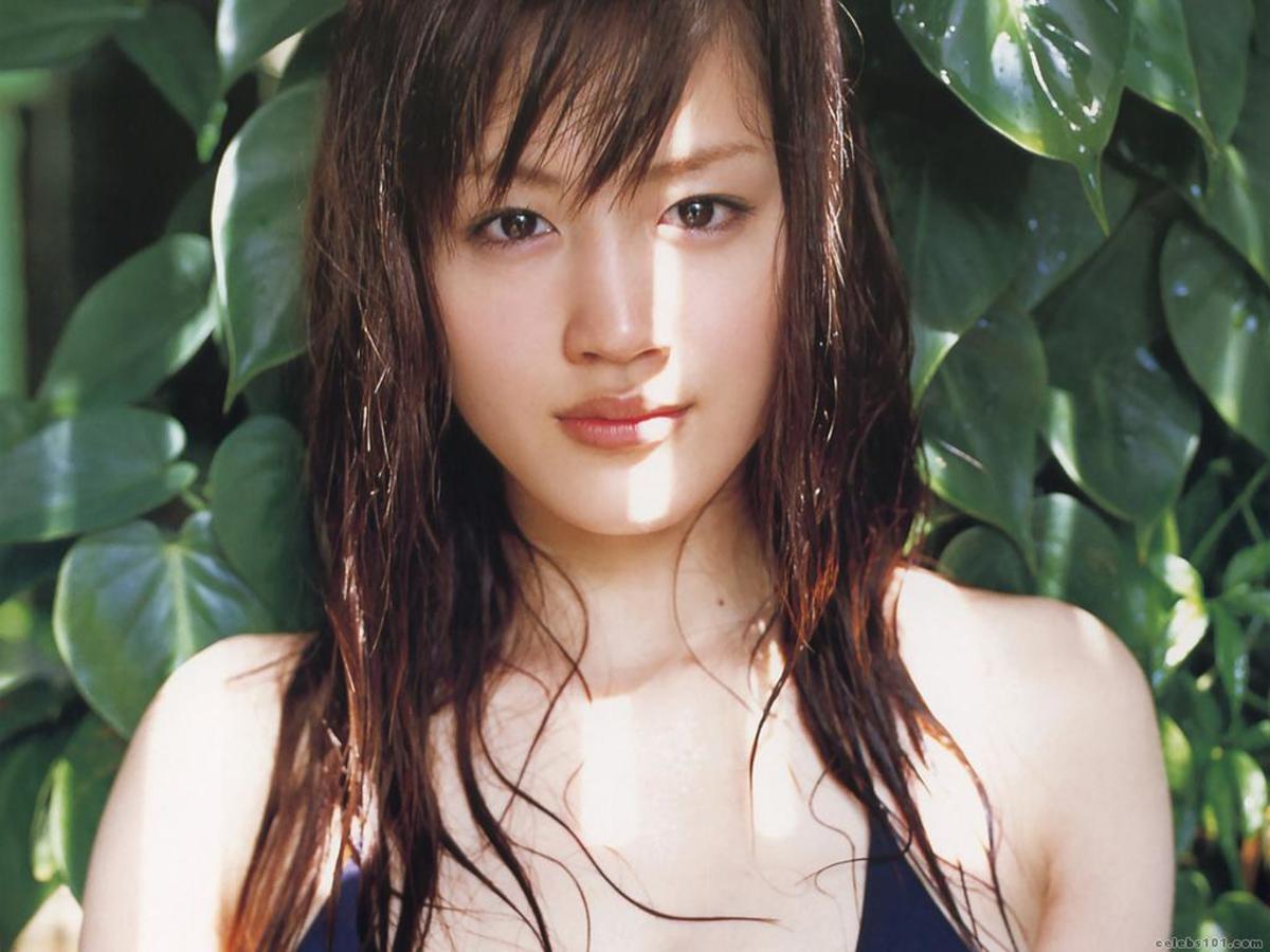 Haruka Ayase - Beautiful Women
