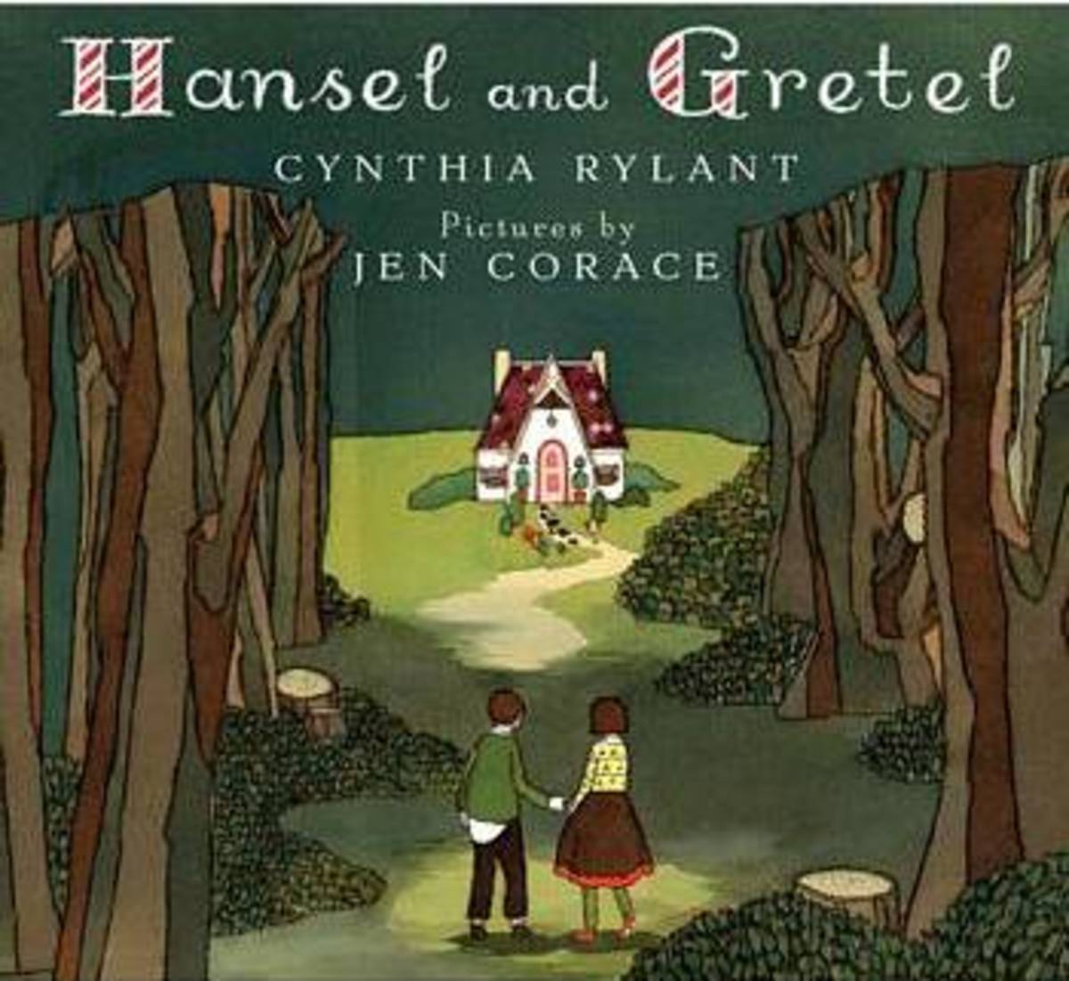 This version of the Hansel and Gretel story is 40 pages long!