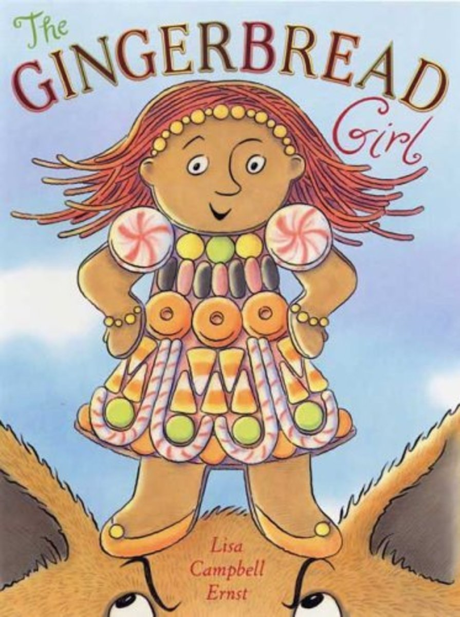 The Gingerbread Girl serves up a healthy dose of girl power.