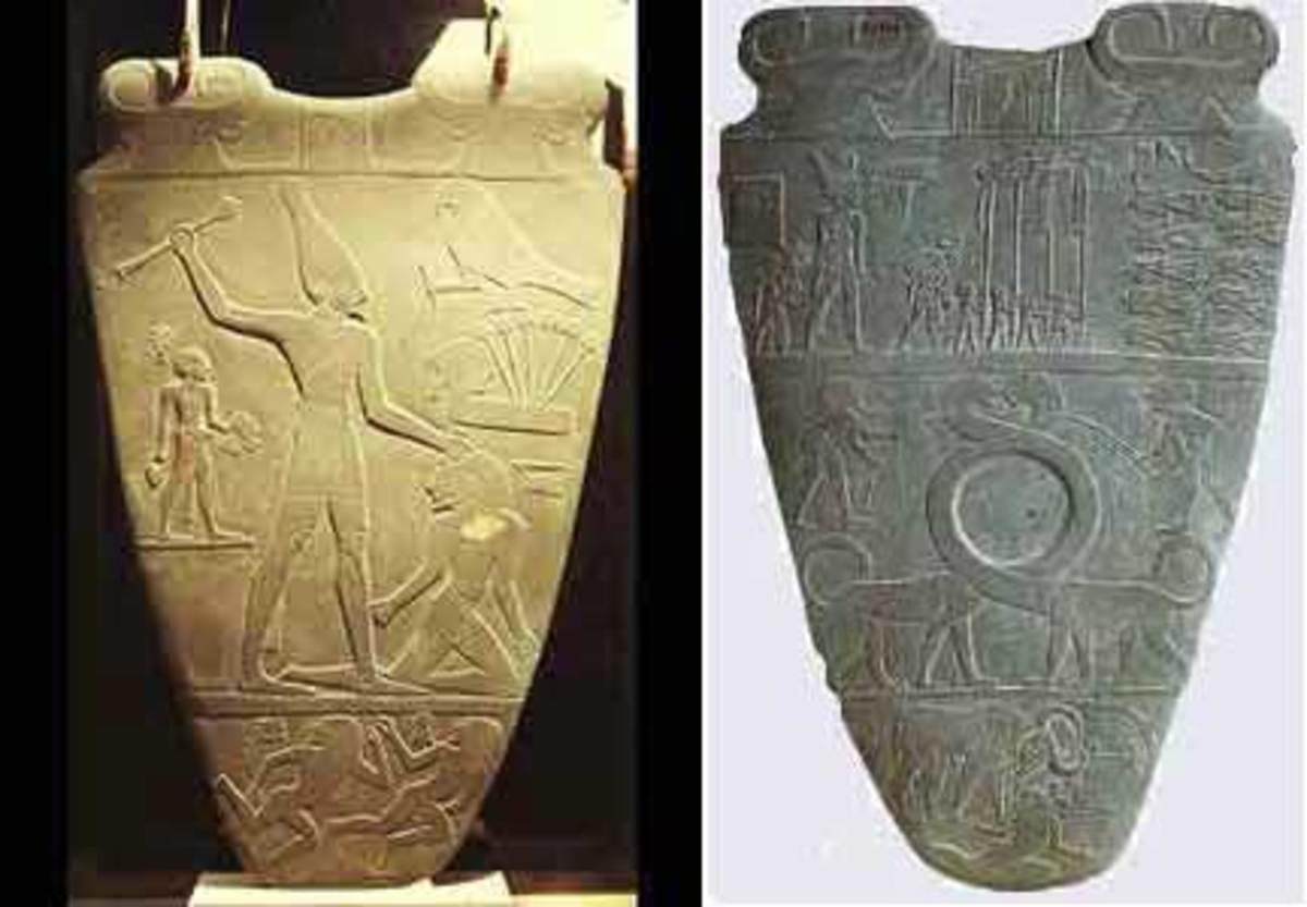 Narmer Palettes