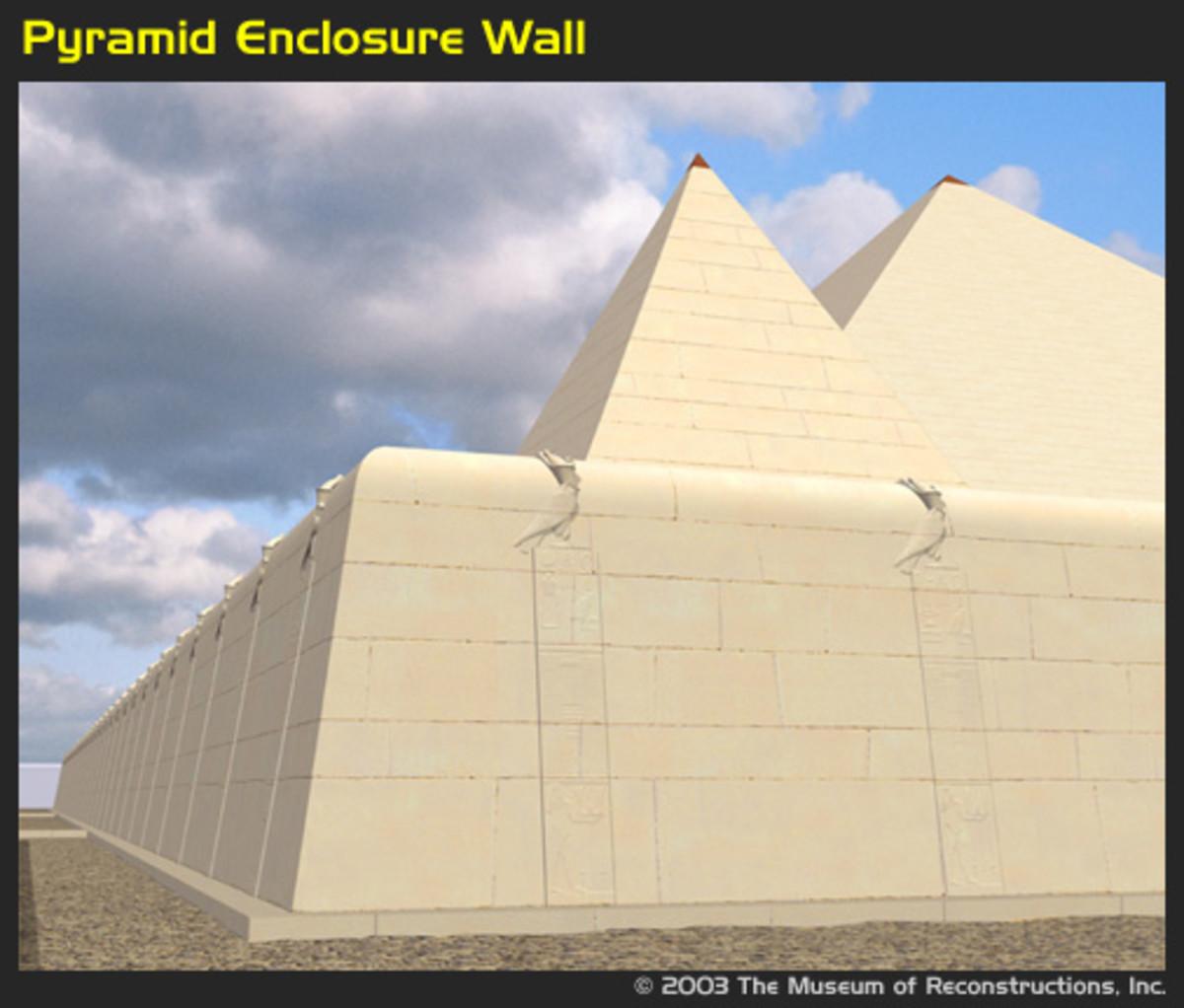 Senwosret I's Pyramid