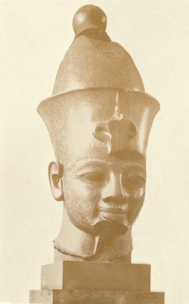 Thotmes III - 1483-1429 B.C.