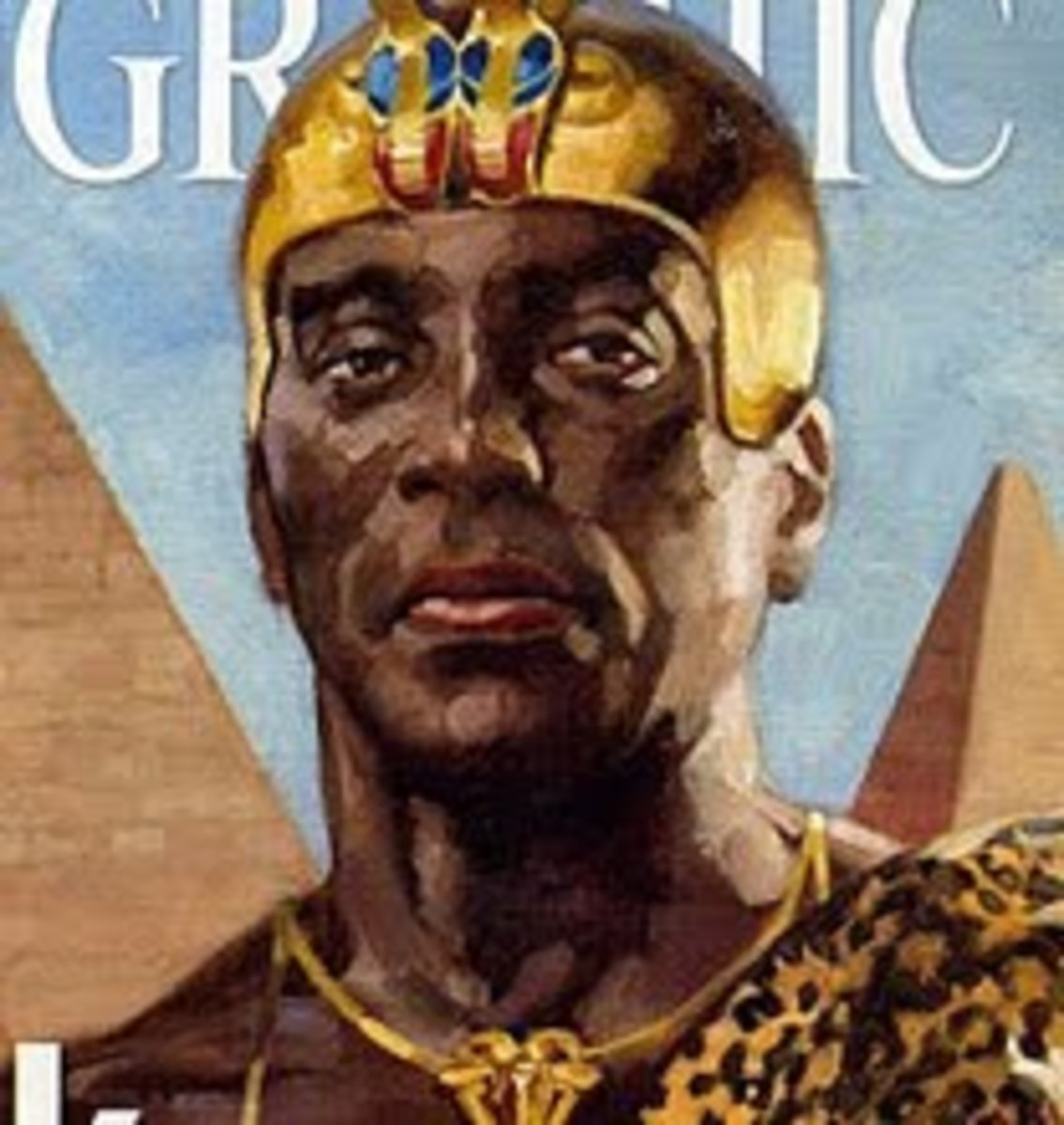 King Piye. the King who conquered Egypt and lived the rest of his life in Nubia, never visiting Egypt again.