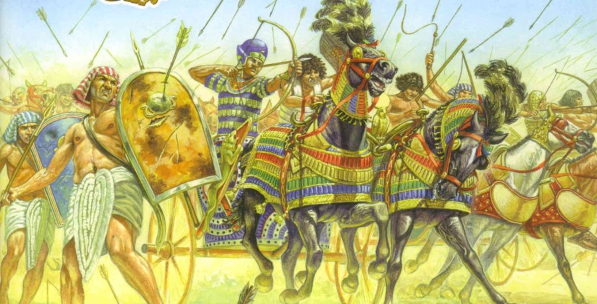 Ancient Egyptian Armor in the Egyptian Military