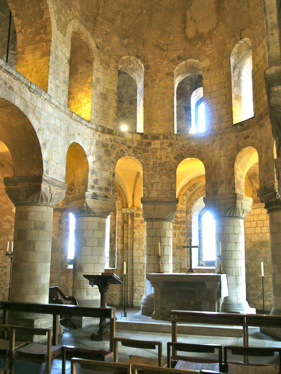 The Norman Chapel in the White Tower