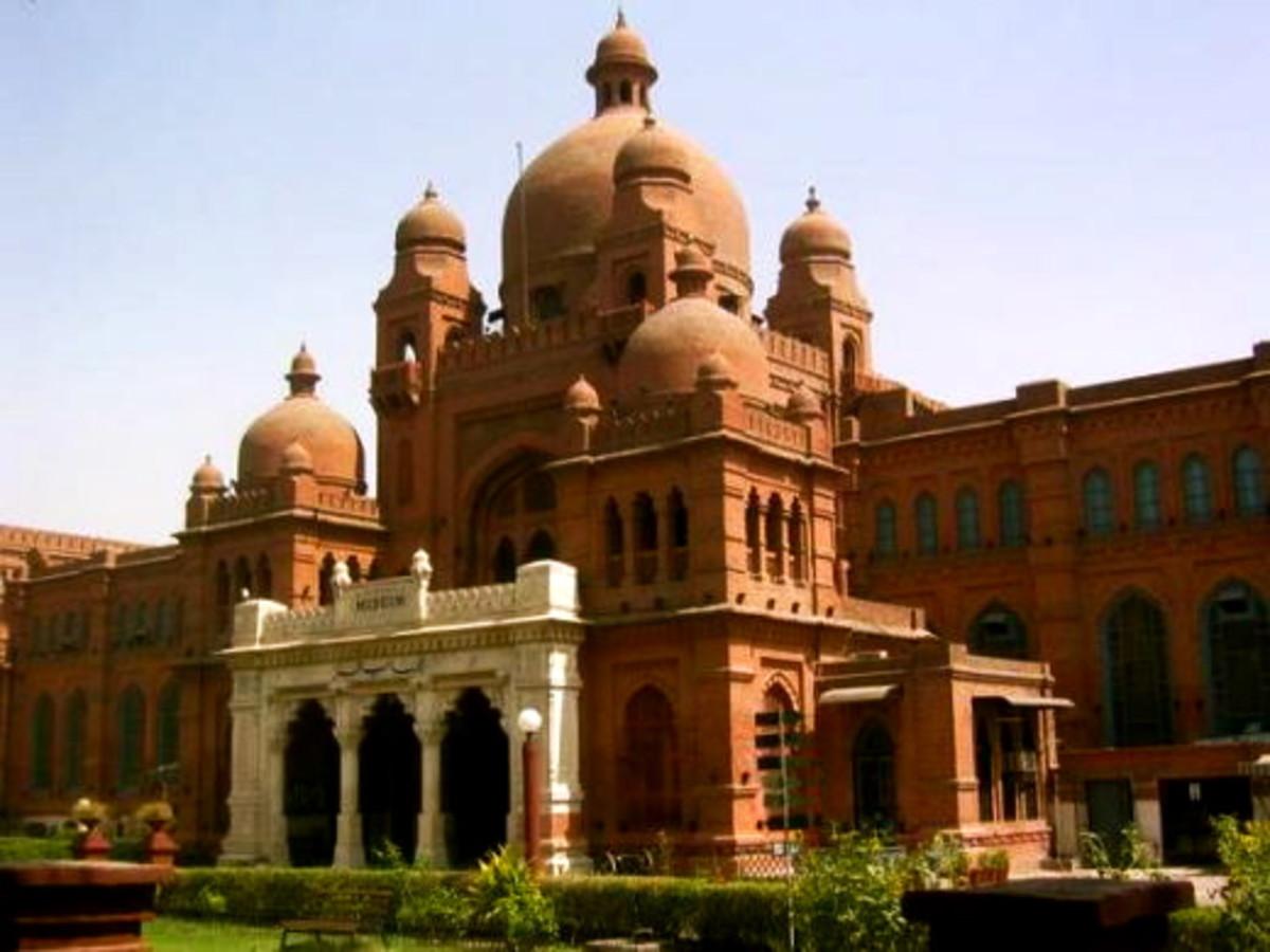 Lahore Museum, Pakistan.
