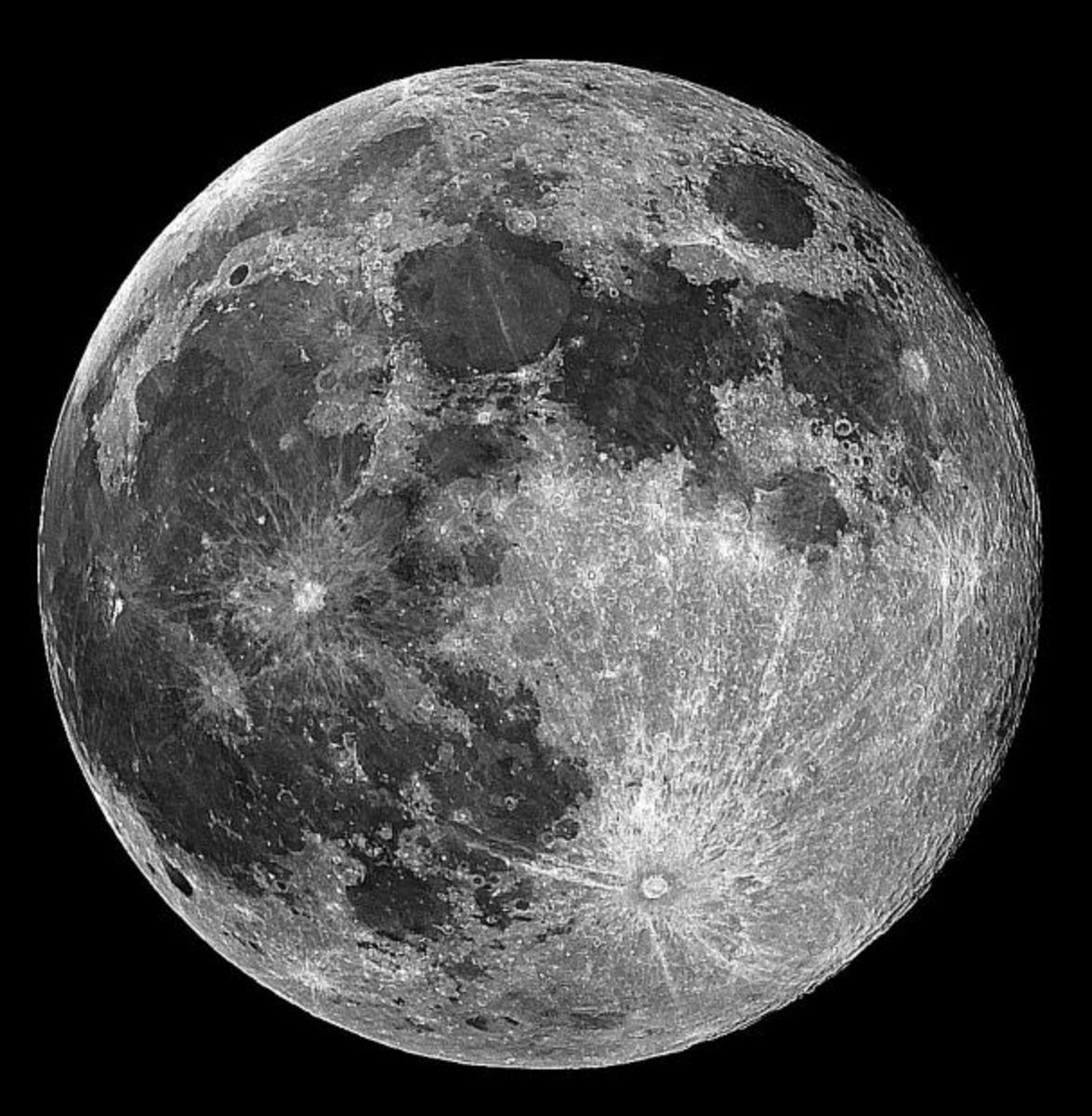 The Moon - Facts, Trivia and Folklore