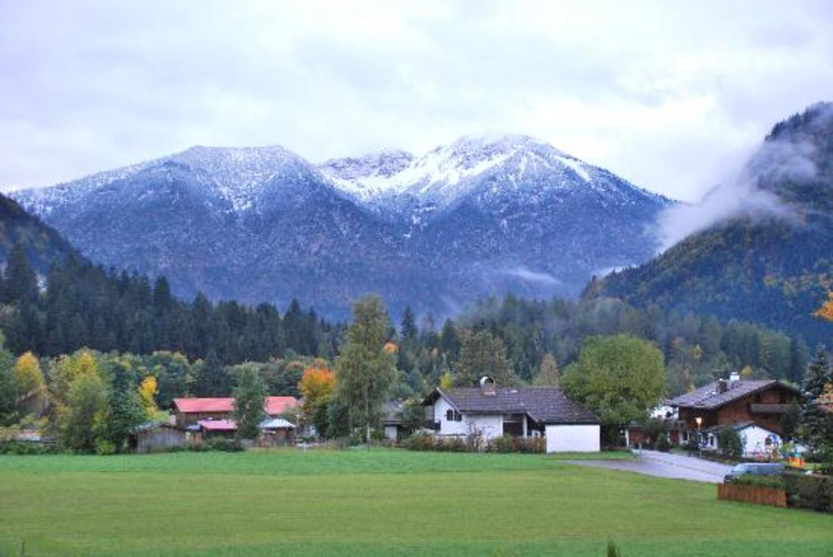 oberammergau-village