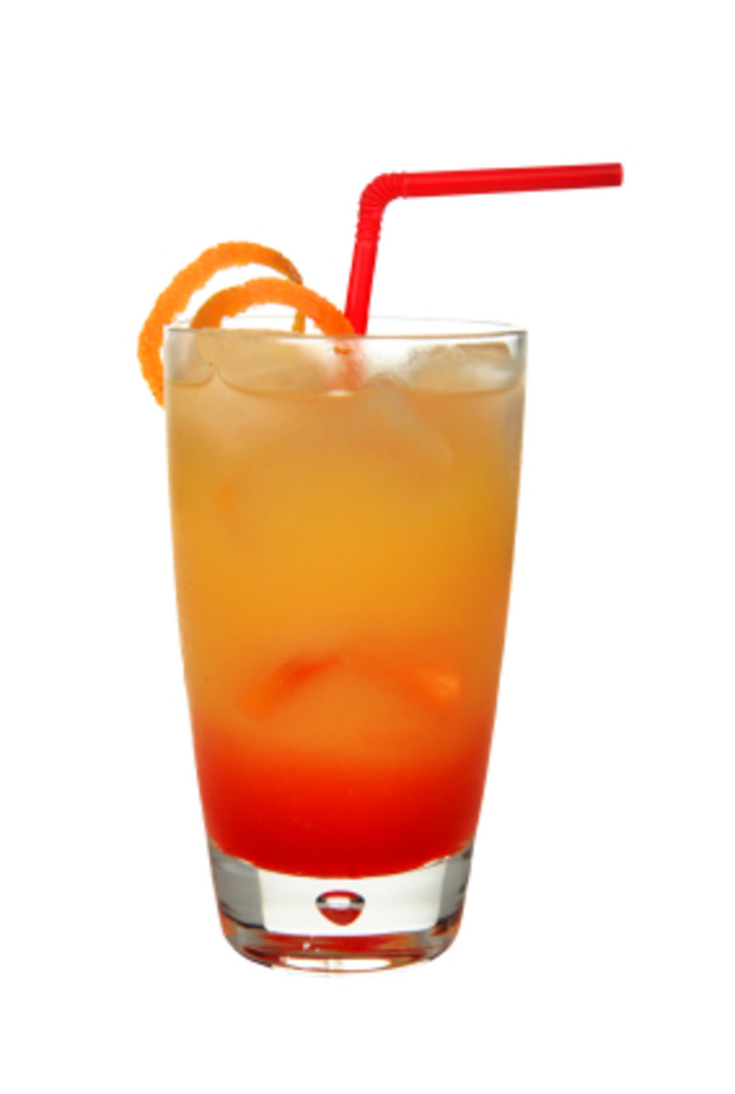Top 20 mixed drink and cocktail recipes for Good tequila mixed drinks