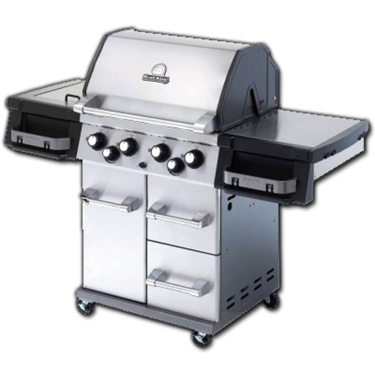 broil king grill parts with tank drawer