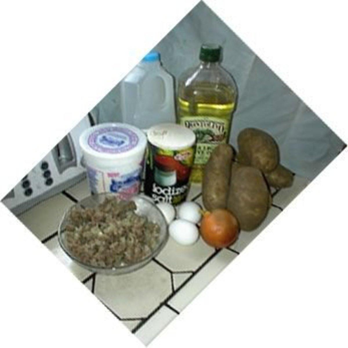 serbian-musaka-moussaka-potato-beef