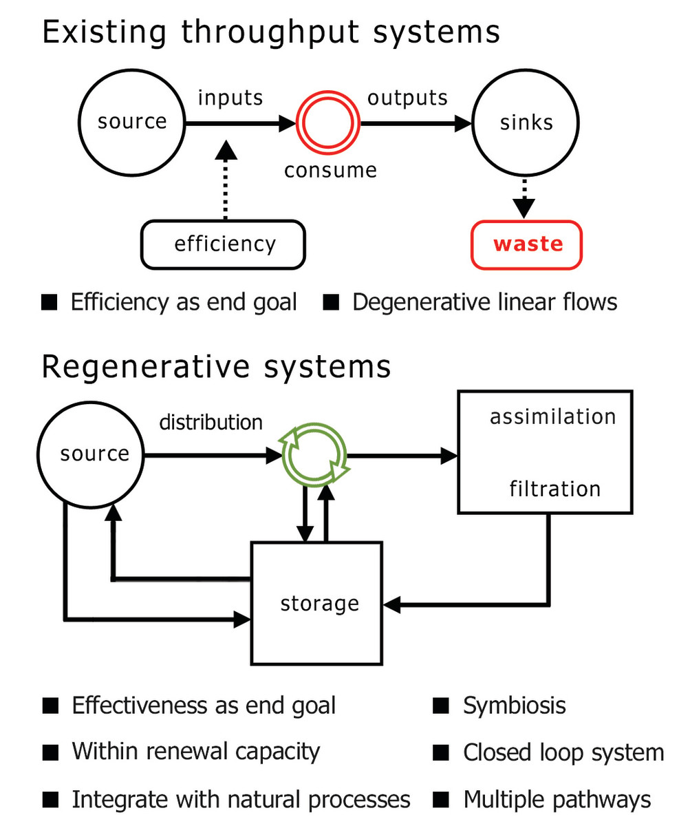 Regenerative Architecture | Beyond Sustainability - Design to Actively Heal the Environment