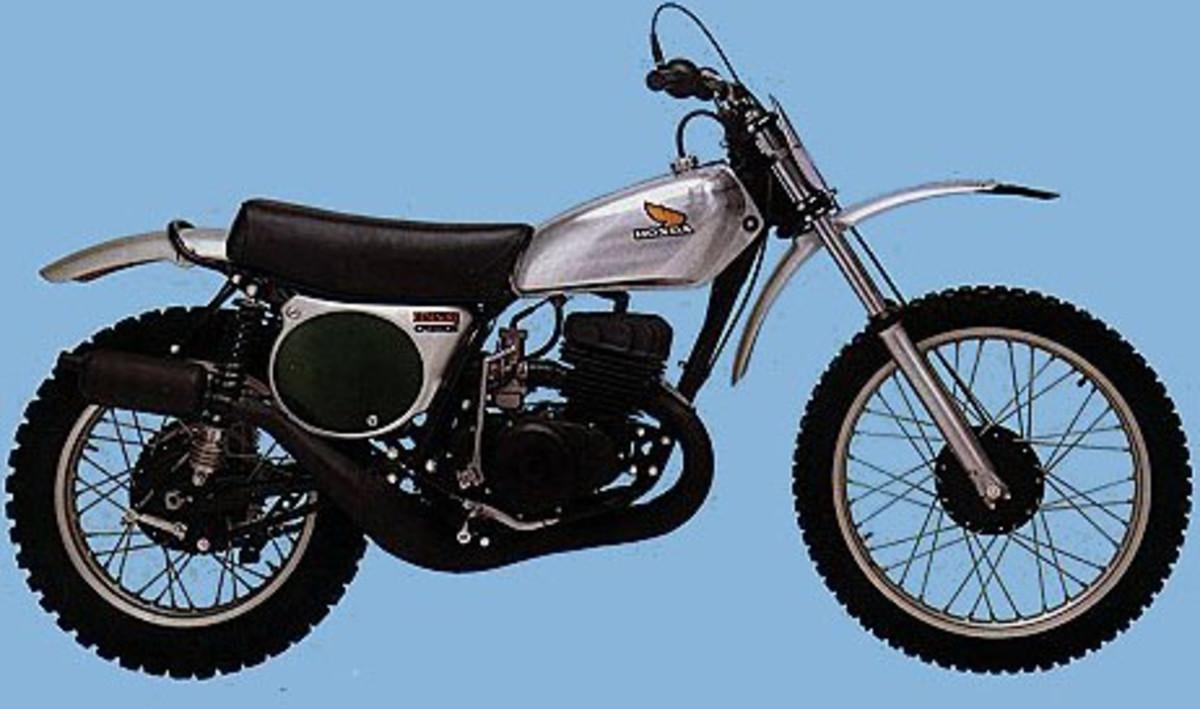 Honda Elsinore