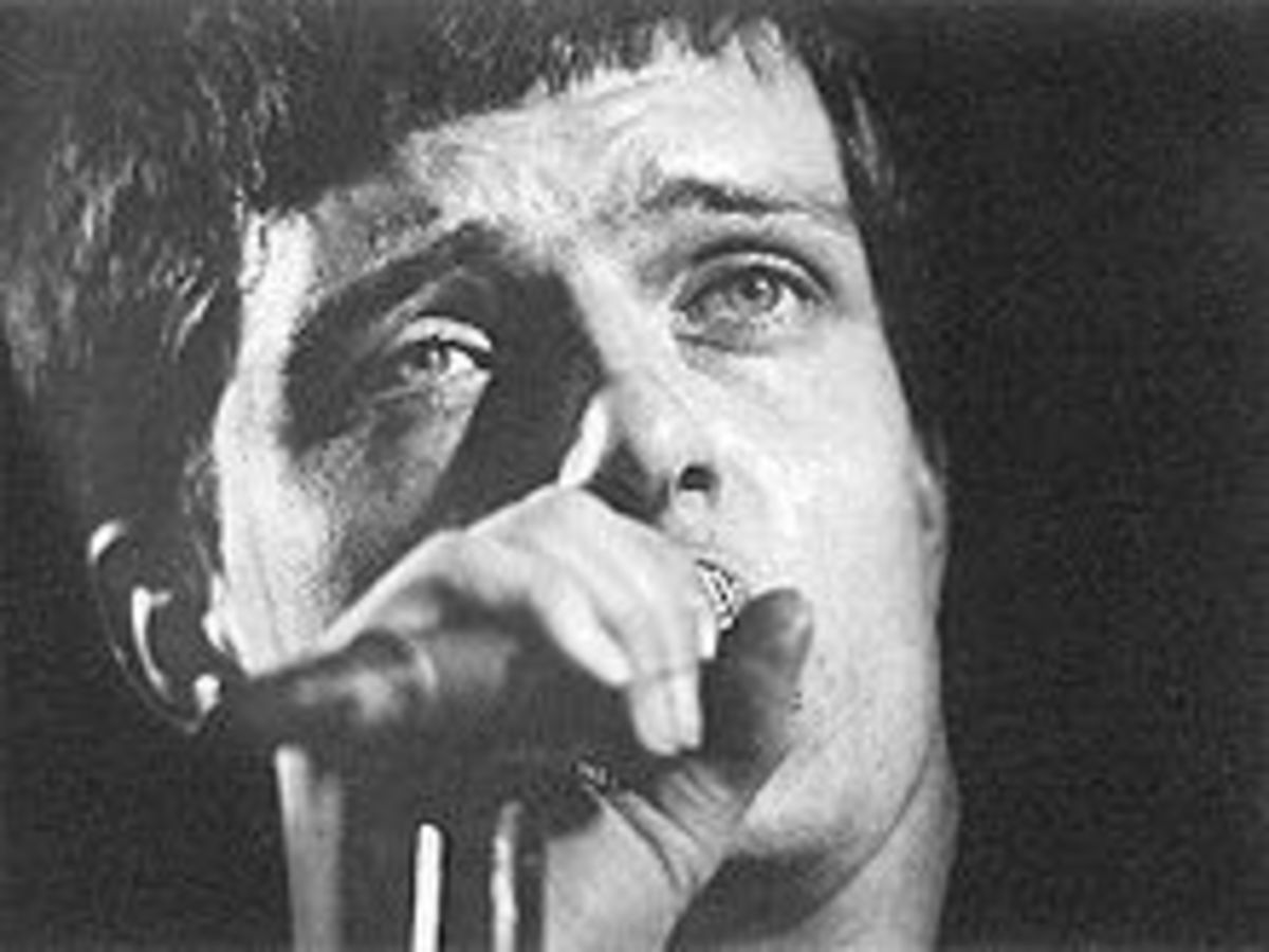 The Psychosis of Ian Curtis of Joy Division
