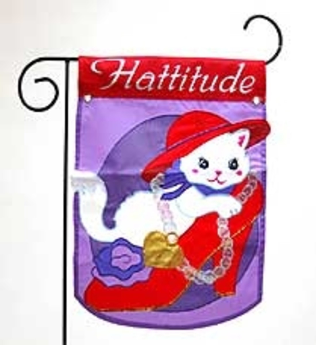 Get some red hat jewelry and hand-sewn lavender scented goods to show your red hat attitude in Hubbard, Ohio