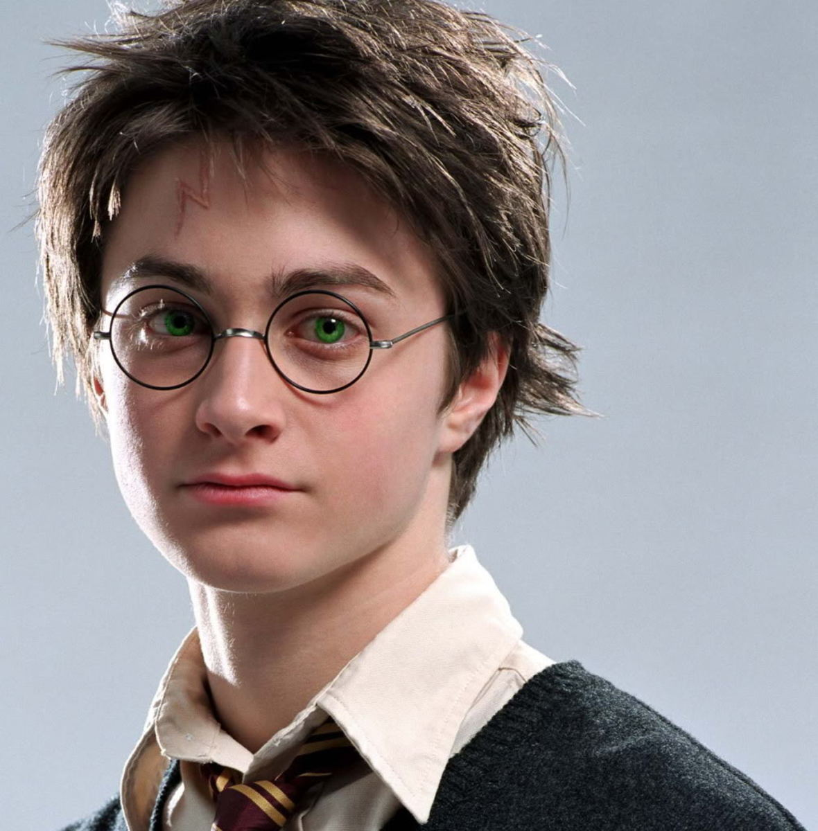 Harry Potter classic boy's hairstyle