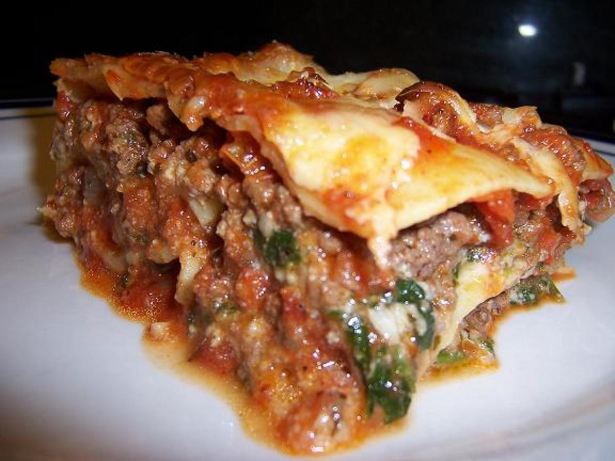 When it comes to Lasagna I really do think I make the World's Best Lasagna. And I have quite a unique way of doing it. Read on to find out more.